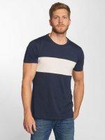 Lee T-Shirt Blocking bleu