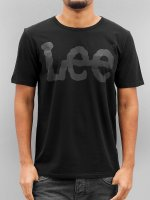 Lee T-Shirty Seasonal Logo czarny