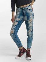 Leg Kings Облегающие джинсы Storm синий