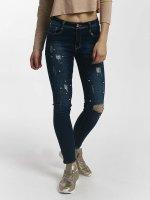 Leg Kings Облегающие джинсы D.cherri синий