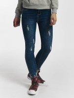 Leg Kings Облегающие джинсы Misses RT синий