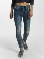 Leg Kings Облегающие джинсы Leg Kings Jeans синий