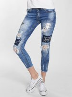 Leg Kings Jeans slim fit Maatana blu