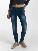 Leg Kings Skinny jeans Diamond blå