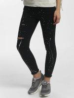 Leg Kings Skinny jeans KatjaBLACK svart