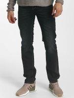 Leg Kings Slim Fit Jeans Washed черный
