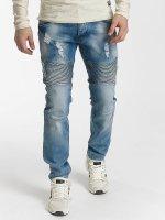 Leg Kings Slim Fit Jeans Fritz blå