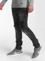 Leg Kings Slim Fit Jeans Enzo grå