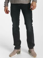 Leg Kings Slim Fit Jeans Washed svart