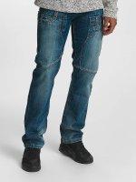 Leg Kings Straight fit jeans Mikhail blauw