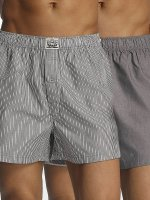 Levi's® Boxershorts woven boxer grau