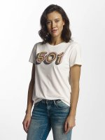 Levi's® Camiseta Retro 501 blanco