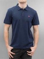 Levi's® Poloshirt Housemark blue