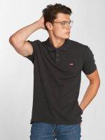 Levi's® Poloshirt Housemark schwarz