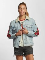 Levi's® Spijkerjasjes EX-BF Sherpa Trucker blauw
