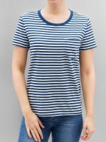Levi's® t-shirt Perfect Pocket blauw