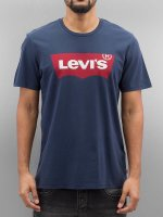 Levi's® t-shirt Graphic Set-In blauw