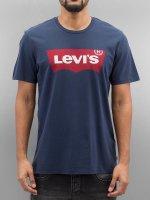 Levi's® T-Shirt Graphic Set-In bleu