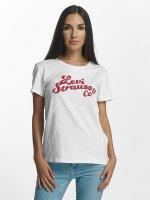 Levi's® T-Shirt Perfect Graphic Levi Strauss white