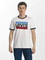Levi's® T-Shirt Sportswear Ringer white