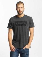 Levi's® T-Shirty Housemark Graphic szary
