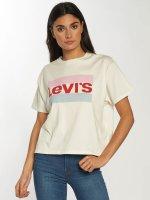 Levi's® T-skjorter Graphic J.V. hvit