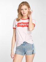 Levi's® Trika Perfect Ringer růžový