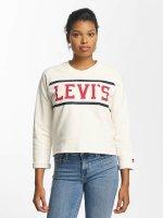 Levi's® trui Raw Graphic wit