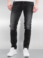 Lindbergh Straight fit jeans Watford grijs