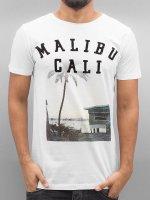 Lindbergh T-Shirt Photo Print blanc