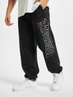 Lonsdale London Pantalone ginnico Dartford nero