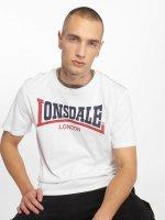 Lonsdale London T-Shirt Two Tone blanc