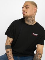Lonsdale London T-shirt Teeton nero