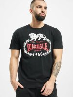 Lonsdale London T-Shirt Original 1960 schwarz