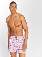 Lousy Livin  Shorts boxeros WeStanley púrpura
