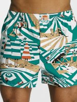 Lousy Livin Boxershorts Beach Dazzle türkis