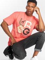 LRG Camiseta High Country fucsia