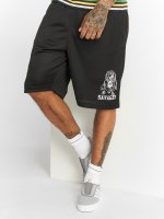 LRG shorts Savages Mesh zwart