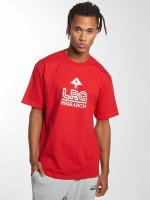LRG T-paidat Research 47 punainen