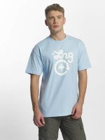 LRG t-shirt Cycle Logo blauw