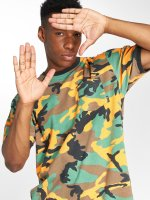 LRG t-shirt Survival Tactics Pocket Knit camouflage