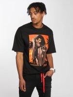 LRG T-Shirt Heart N Soul noir