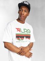 LRG T-shirt Astro Land vit