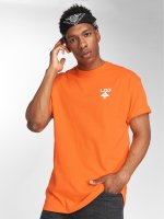 LRG T-shirts Logo Plus orange
