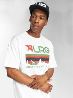 LRG T-Shirty Astro Land bialy
