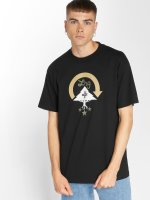 LRG T-Shirty The Arches czarny