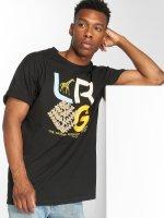 LRG T-Shirty High Country czarny