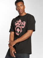 LRG T-skjorter Batik Western Icon svart