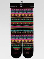 LUF SOX Chaussettes Classics Lines multicolore