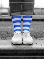 LUF SOX Skarpetki Sailor niebieski